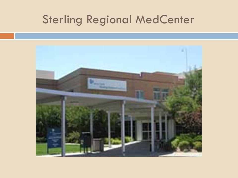 Sterling Regional MedCenter