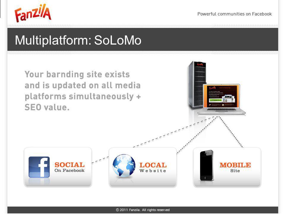 Multiplatform: SoLoMo