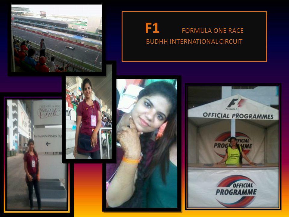 F1 FORMULA ONE RACE BUDHH INTERNATIONAL CIRCUIT