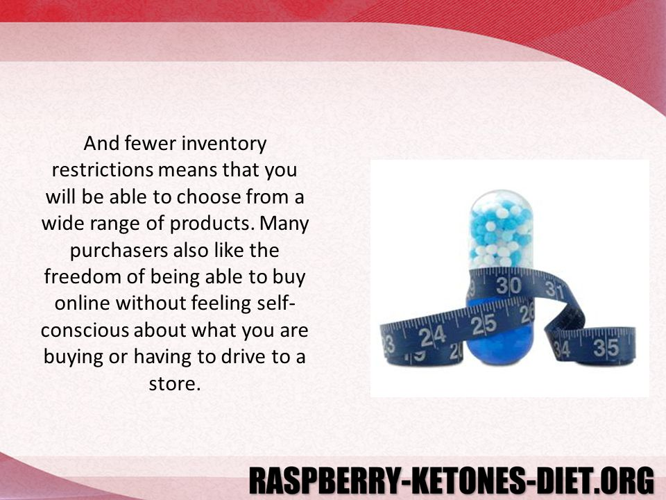 And fewer inventory restrictions means that you will be able to choose from a wide range of products.
