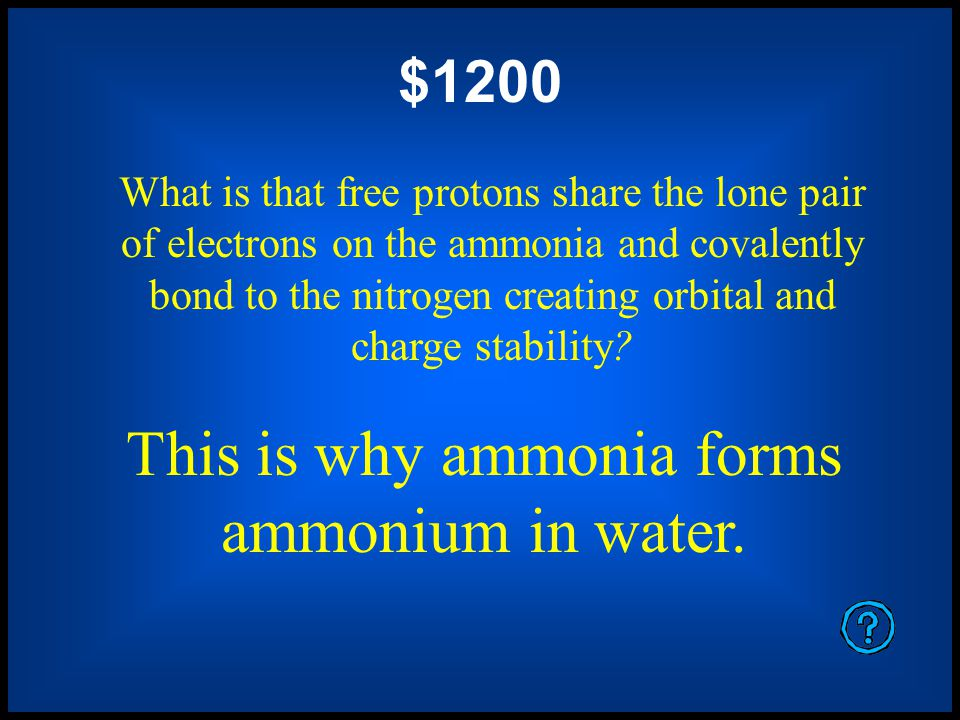 $800 What is a charged particle made up of 2 or more covalently bonded particles.