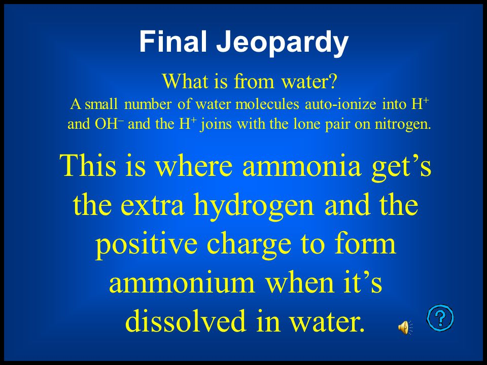 Final Jeopardy Polyatomic Ions