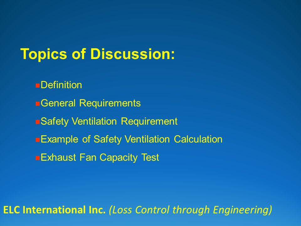 ELC International Inc.