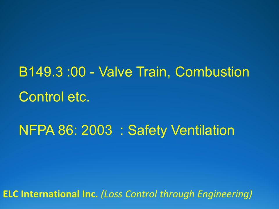 ELC International Inc. (Loss Control through Engineering) Thank You