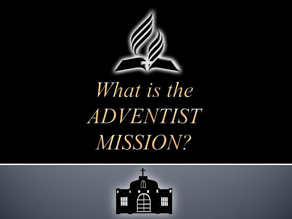 The Media Mandate THE ADVENTIST MEDIA MANDATE: >>>Recap - We must take every justifiable means of bringing the light before the people.