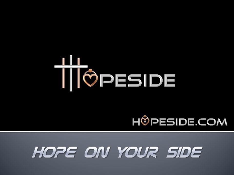 FORWARD HOPE! A DVENTIST L IVING. C OM + H OPE S IDE. C OM Outreach Concept by: Anand K. Chavakula Em: info@hopeside.com Tel: 240 997 6390 Lets open d