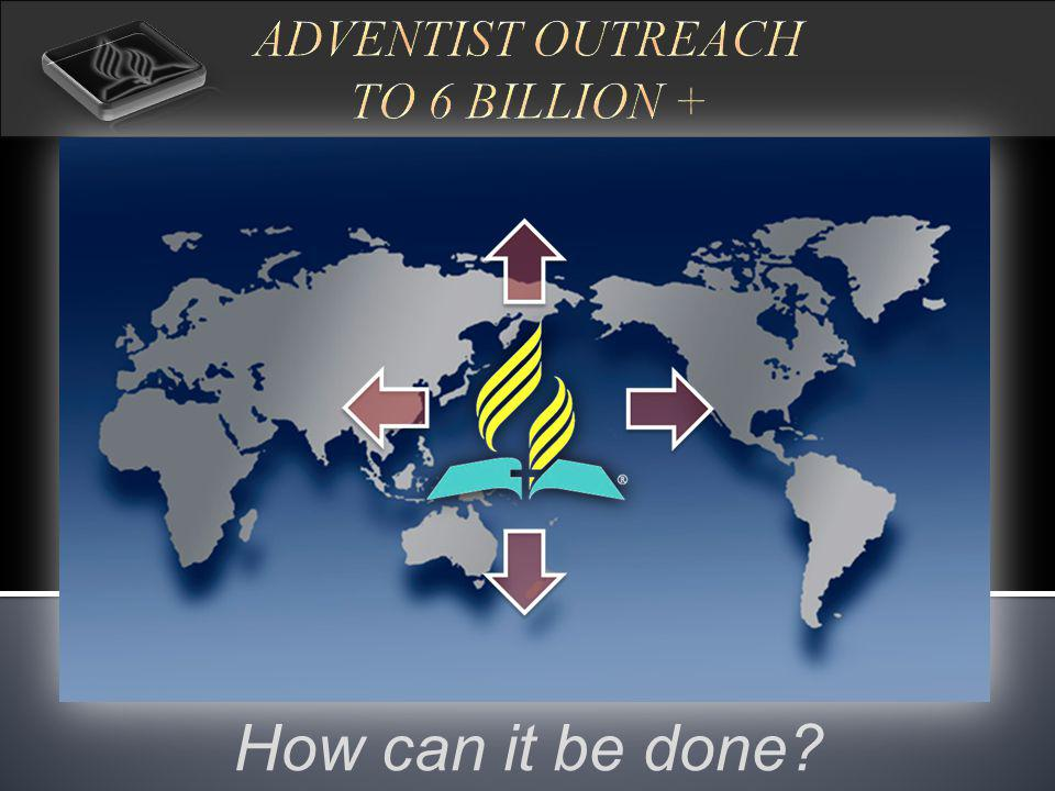 HopeSide Outreach Models H PESIDE.COM WELCOMES YOU Contact: Andy ….The challenge of reaching the more than 6 billion people on planet Earth with His end-time message seems impossible….