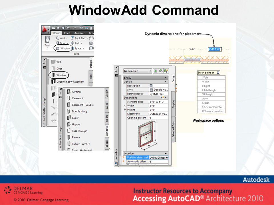 WindowAdd Command