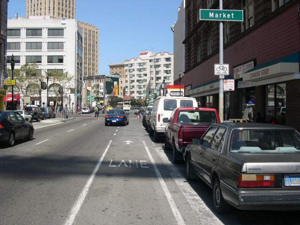 Bay Area Trends 657 vehicles per 1000 persons in 1998 704 vehicles per 1000 persons in 2020 (Projected by Metropolitan Transportation Commission) San Francisco 480,000 Registered Vehicles 320,000 estimated on-street parking spaces High demand for on-street parking CARS ARENT GOING AWAY* *YET