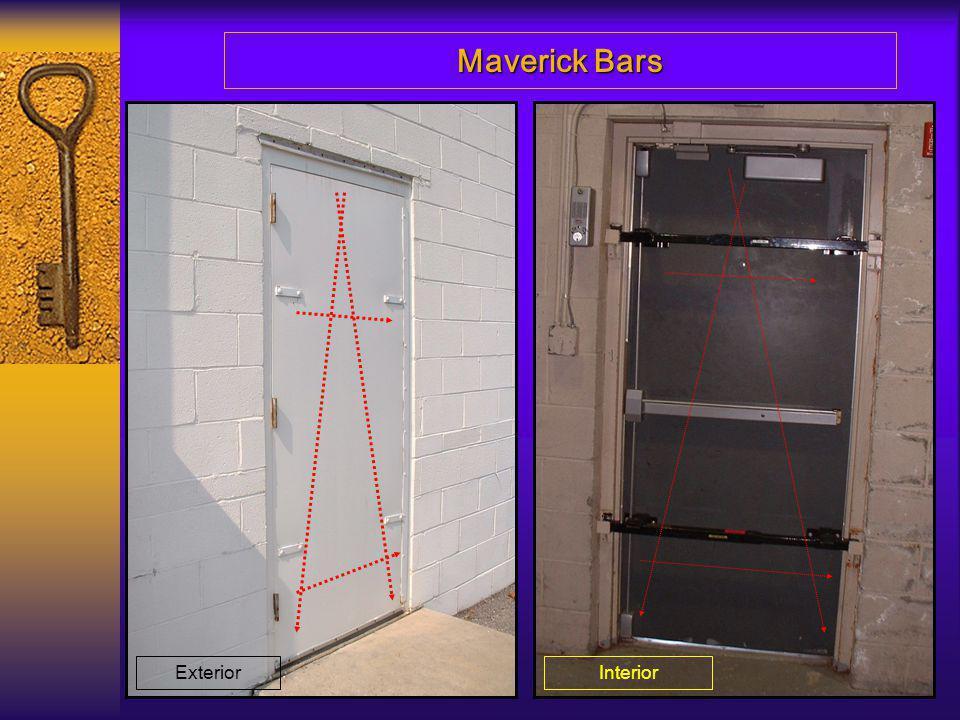 Maverick Bars ExteriorInterior