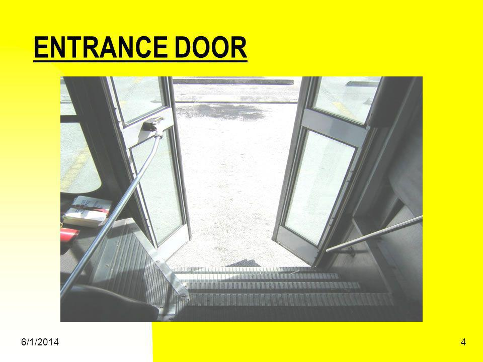 6/1/201415 Emergency Exit (Roof Hatch Type)