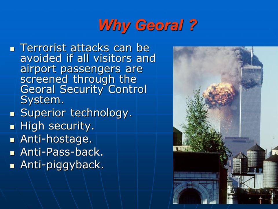GEORAL INTERNATIONAL Employee Access Control