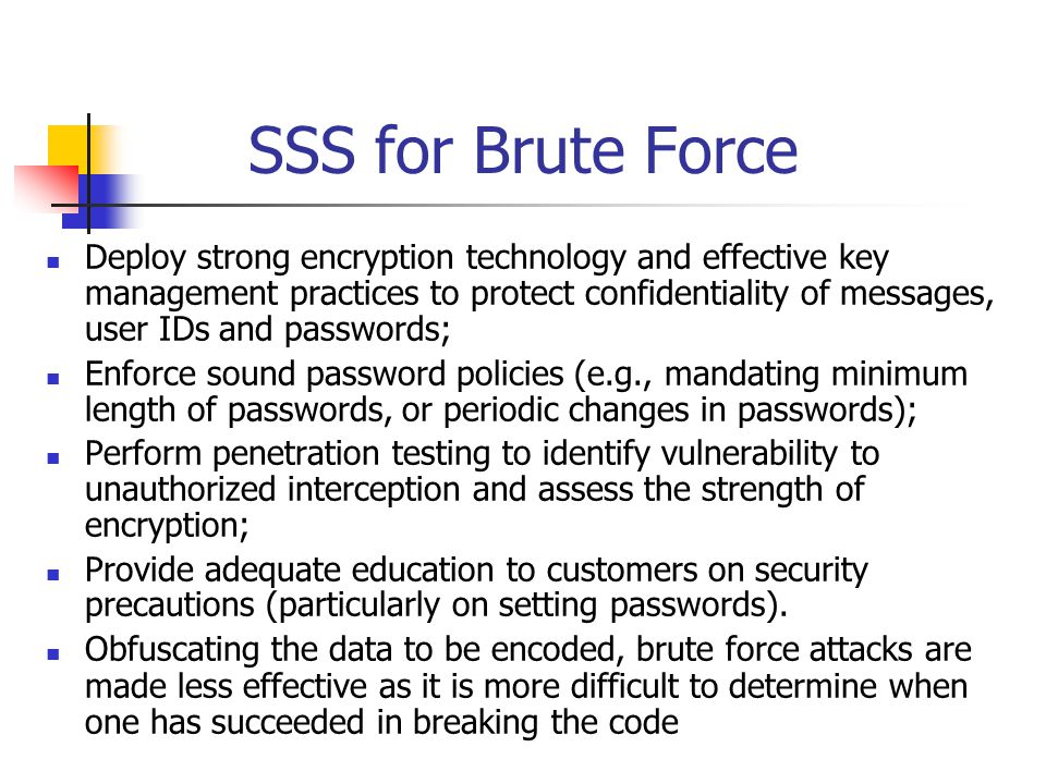 SSS-Sniffer Implement adequate network security to prevent unauthorized interception of messages (e.g.