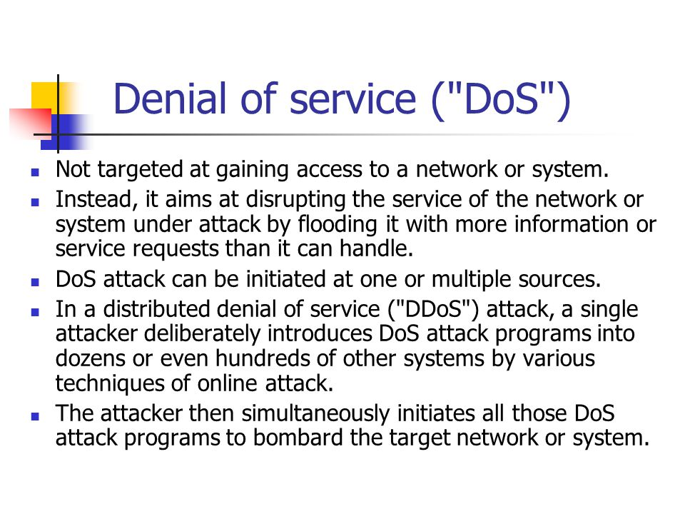 SSS-Session Hijacking Use of a long random number or string as the session key.