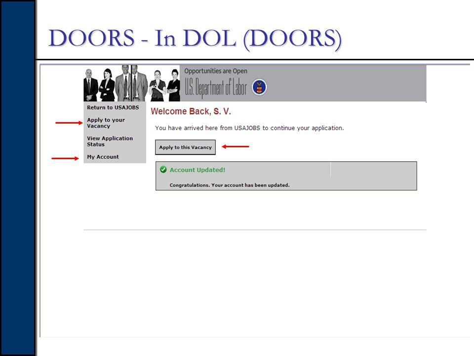 DOORS - In DOL (DOORS)