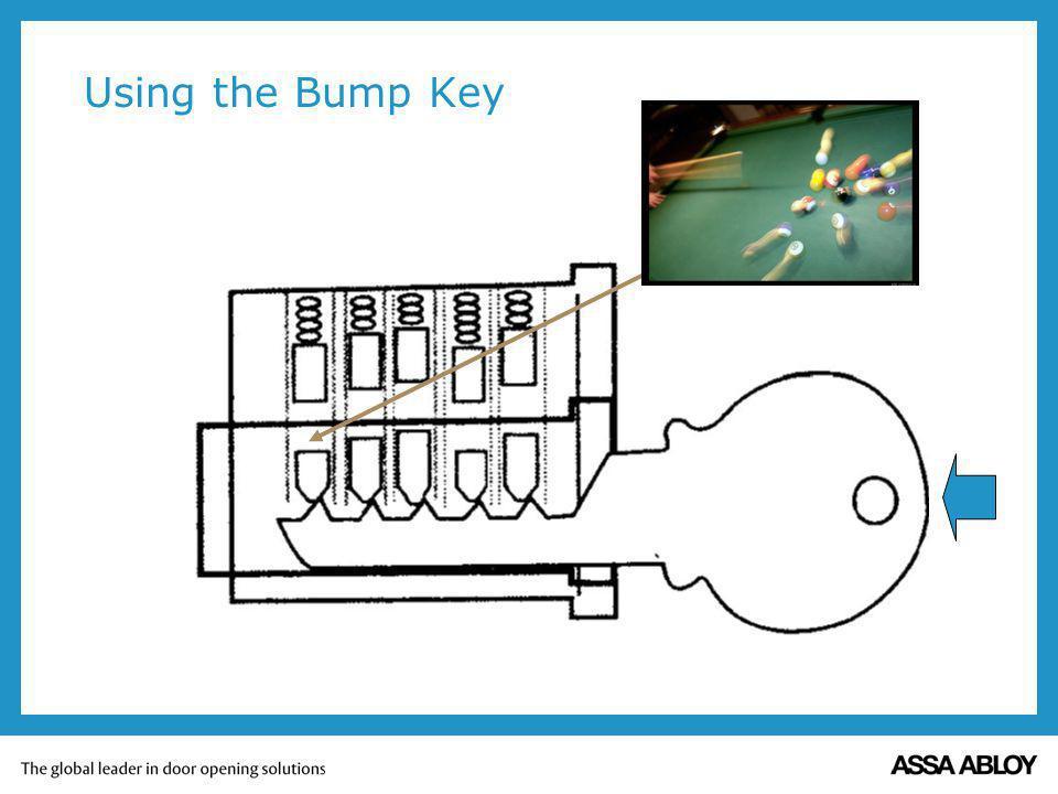 Using the Bump Key