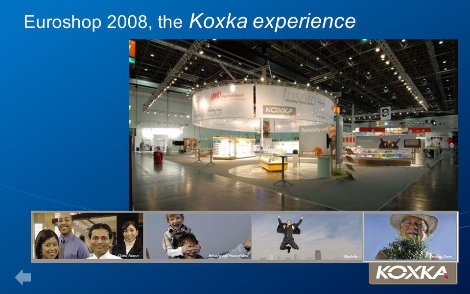 Euroshop 2008, the Koxka experience