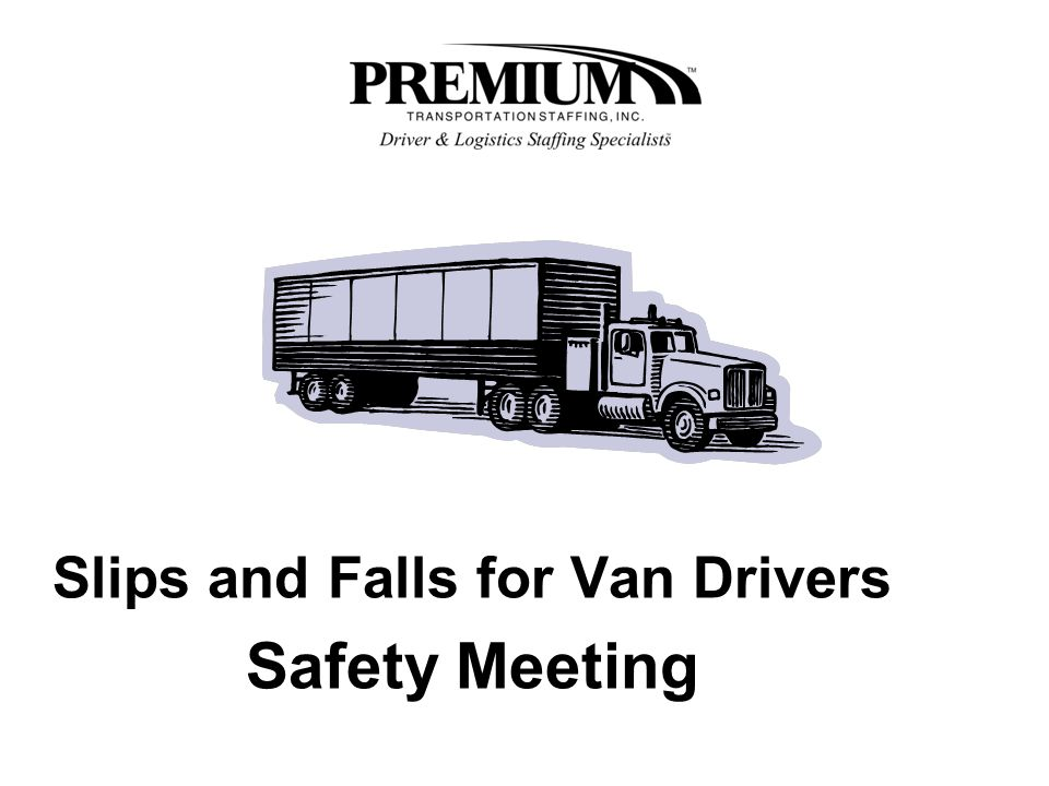 Do not lean/swing over the sides/end of the trailer to view the side of the vehicle.