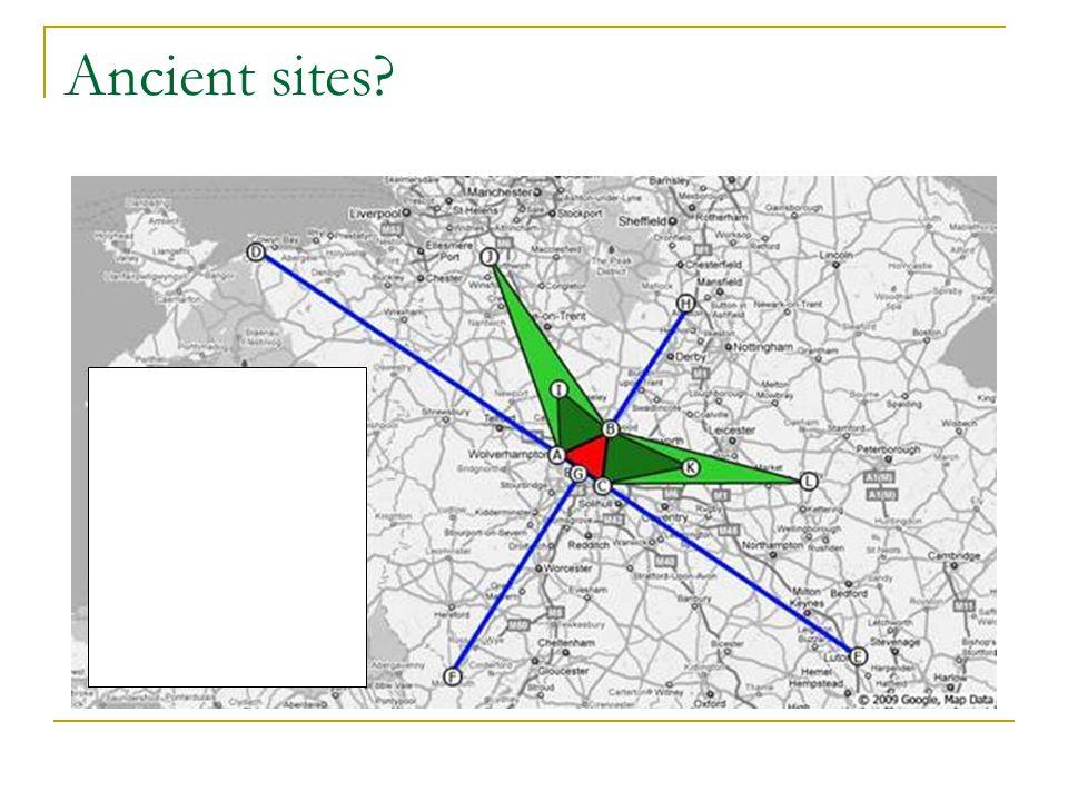 Ancient sites?