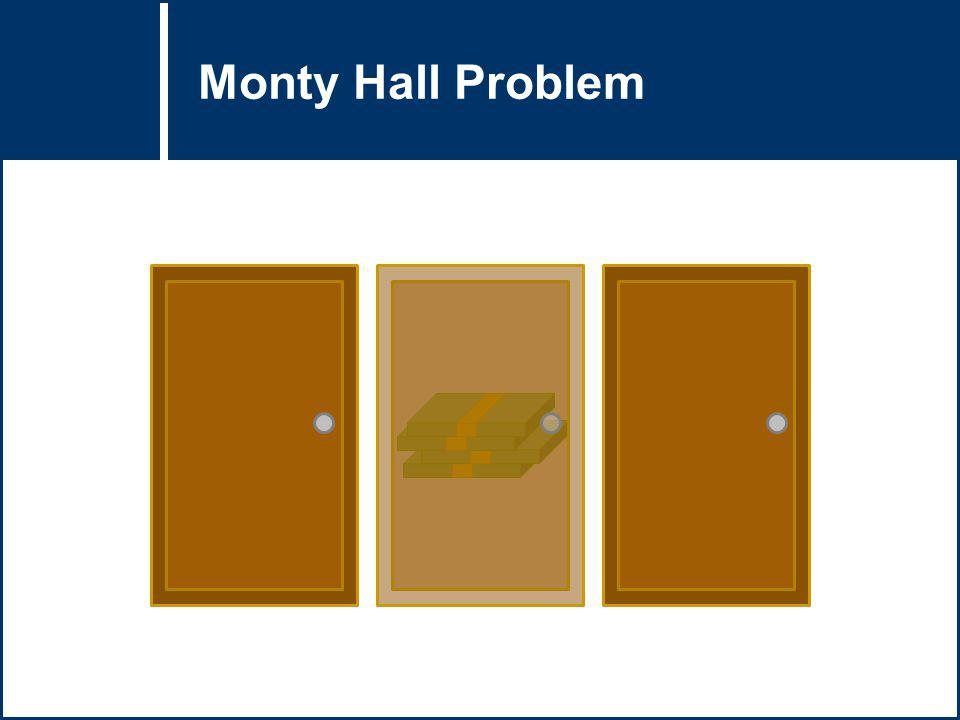 Question Title Monty Hall Problem