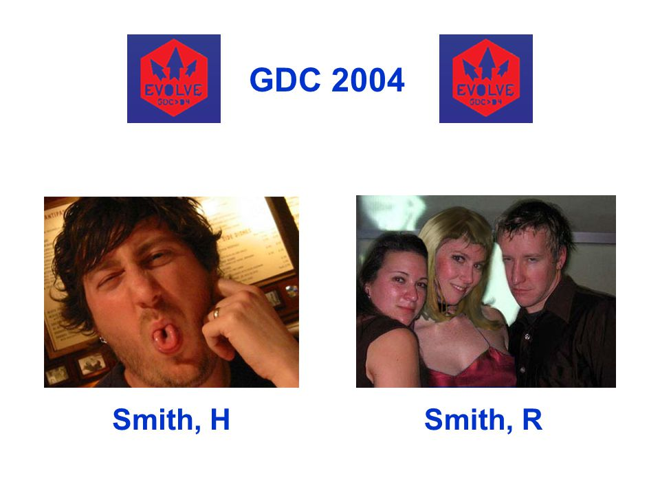 GDC 2004 Smith, HSmith, R