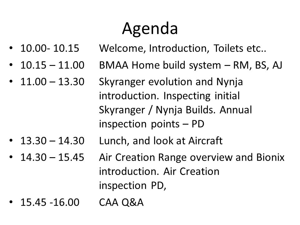Air Creation Range Overview - BioniX