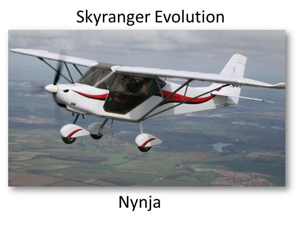 Skyranger Evolution Nynja