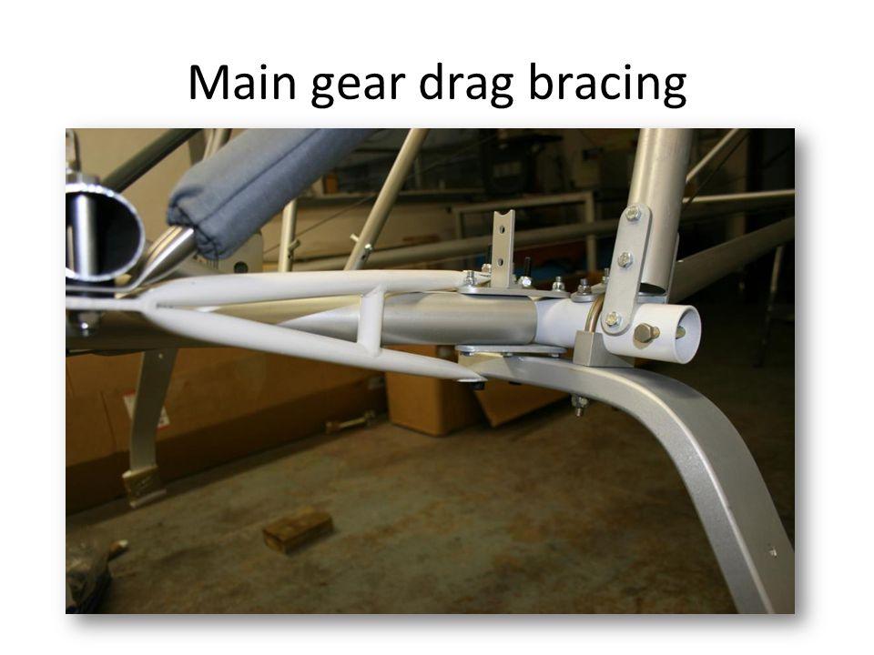 Annual inspections MPDs – Kievprop spacer bolt holes