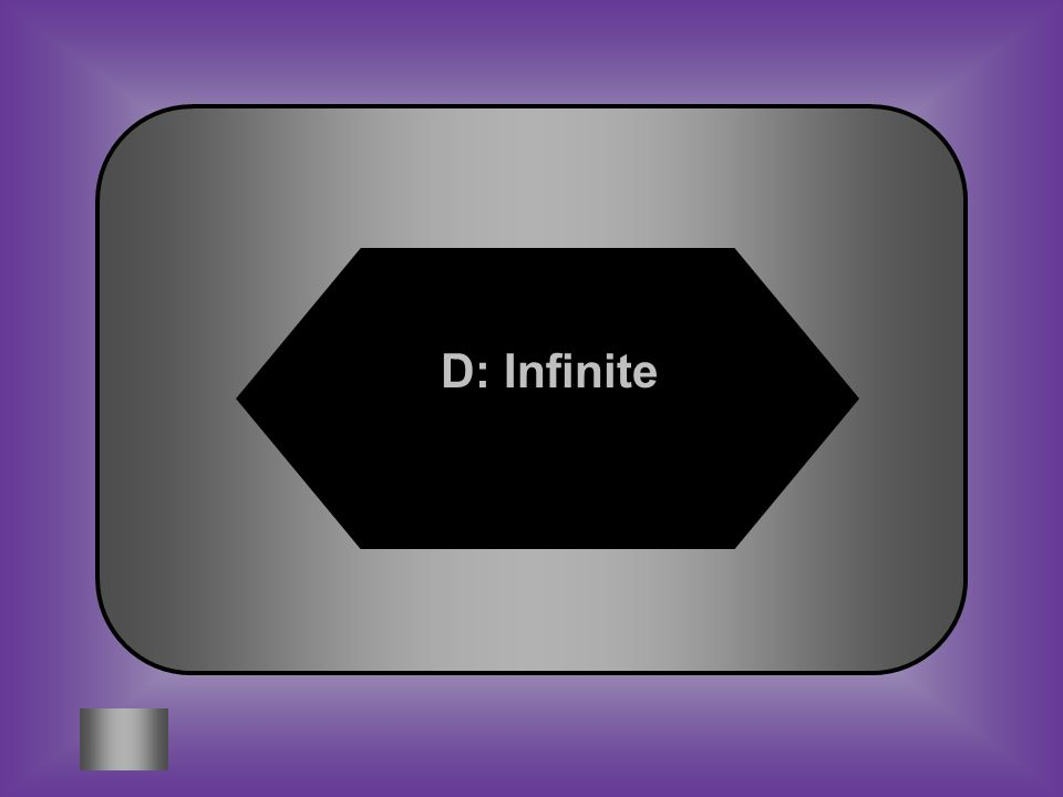 A:B: 01 How many solutions does this system have? 2x - 3y = 11 6x - 9y = 33 C:D: 2Infinite