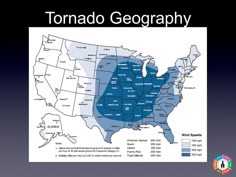 Tornado Geography