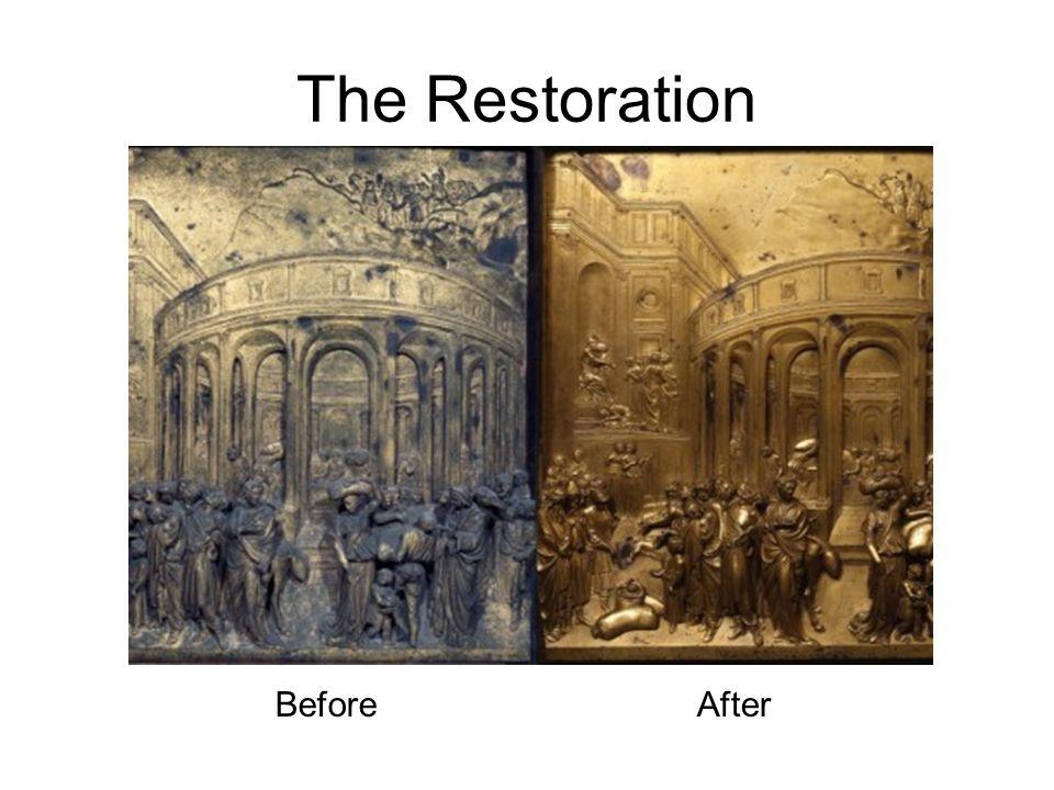 The Restoration BeforeAfter