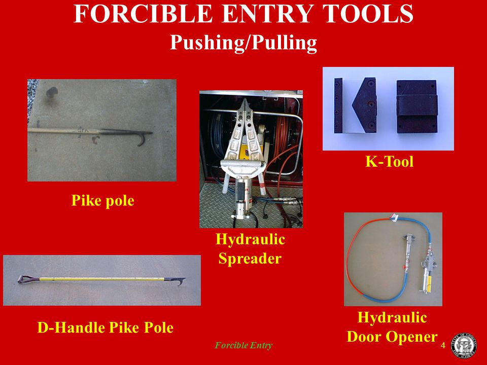 Forcible Entry25 TYPES OF WINDOWS & LOCKS Checkrail Window Lock