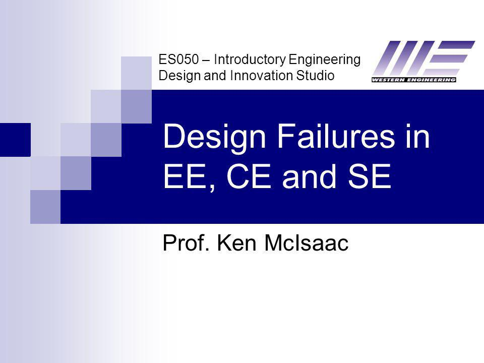 ES050 – Introductory Engineering Design and Innovation Studio Prof.