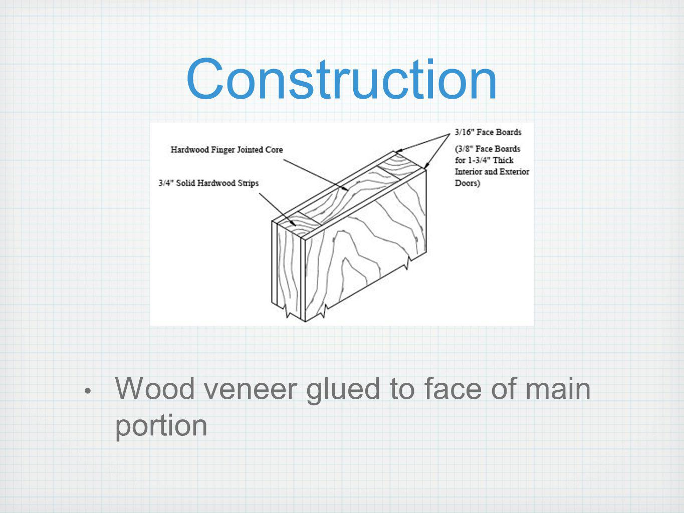 Ash Trees are extensively used to make wooden doors and veneers
