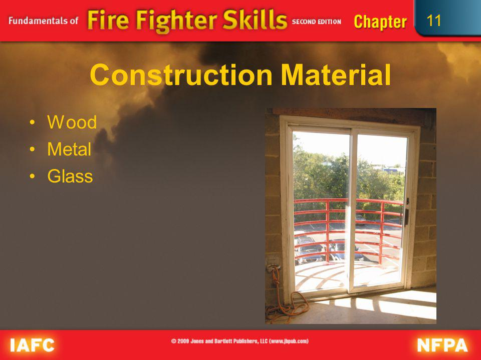 11 Construction Material Wood Metal Glass