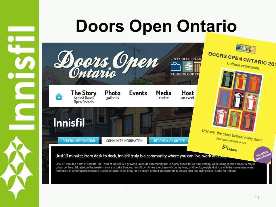 Doors Open Ontario 11