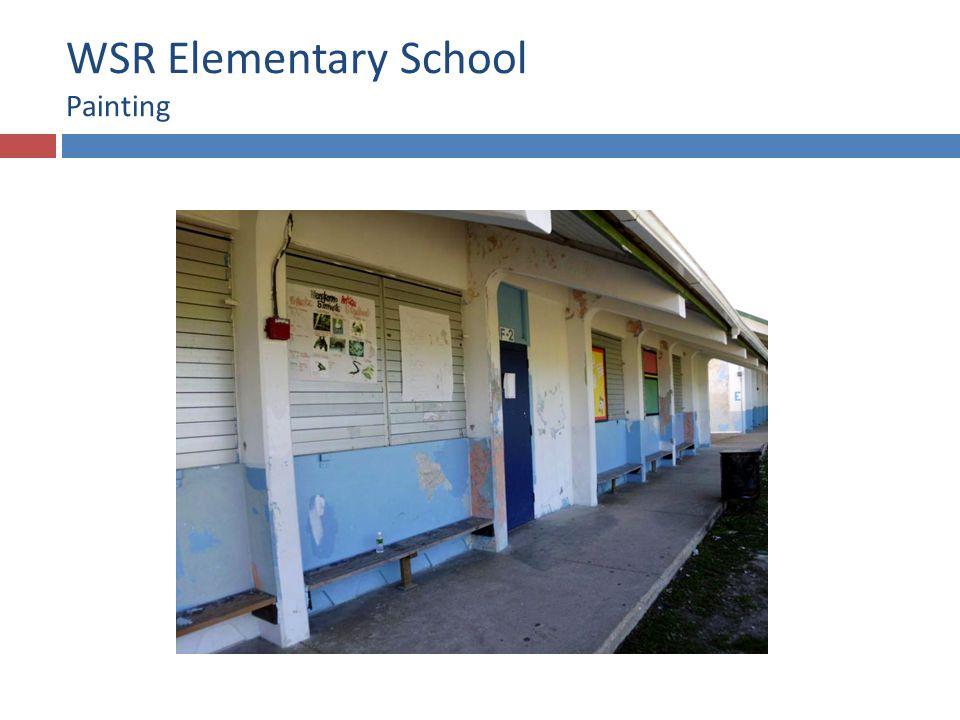 WSR Elementary School Painting
