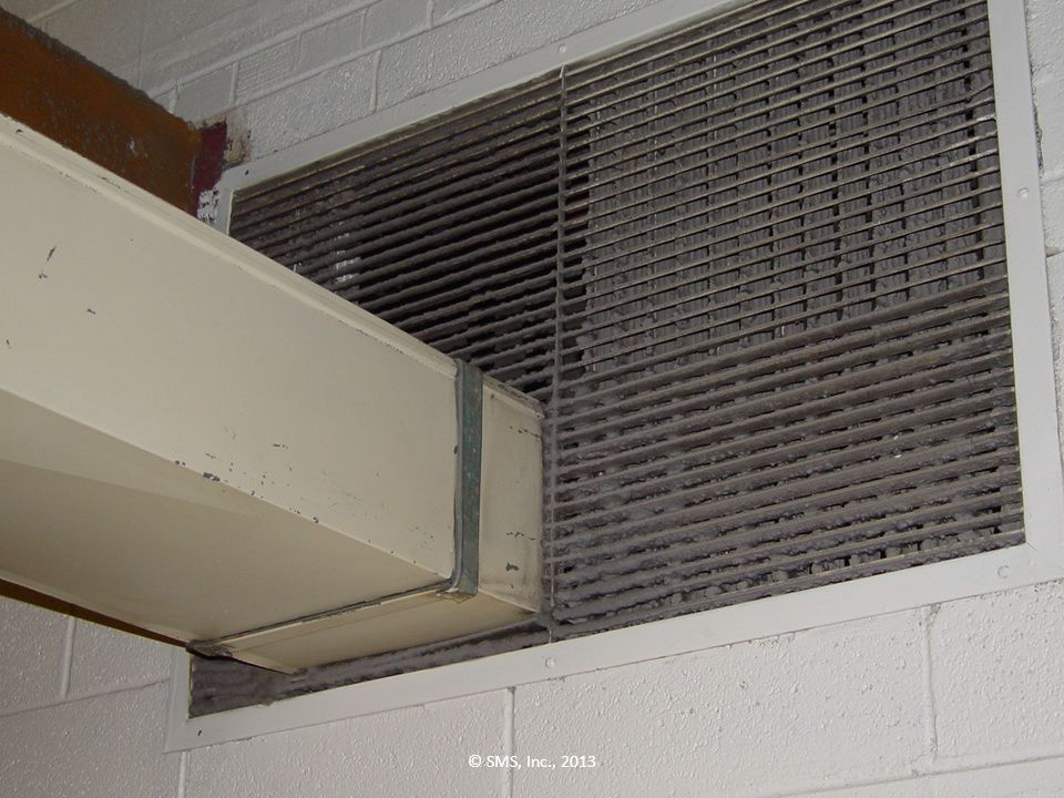 33 43 – WALL GRILL & DUCT © SMS, Inc., 2013