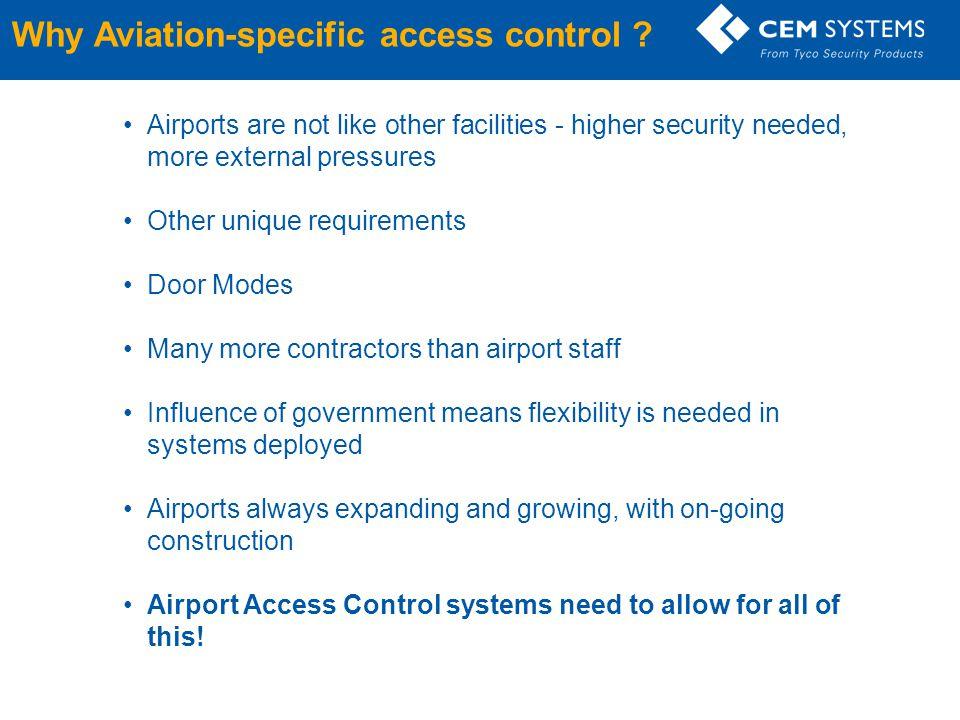 Company Confidential CEM AC2000 Airport Edition Company Confidential