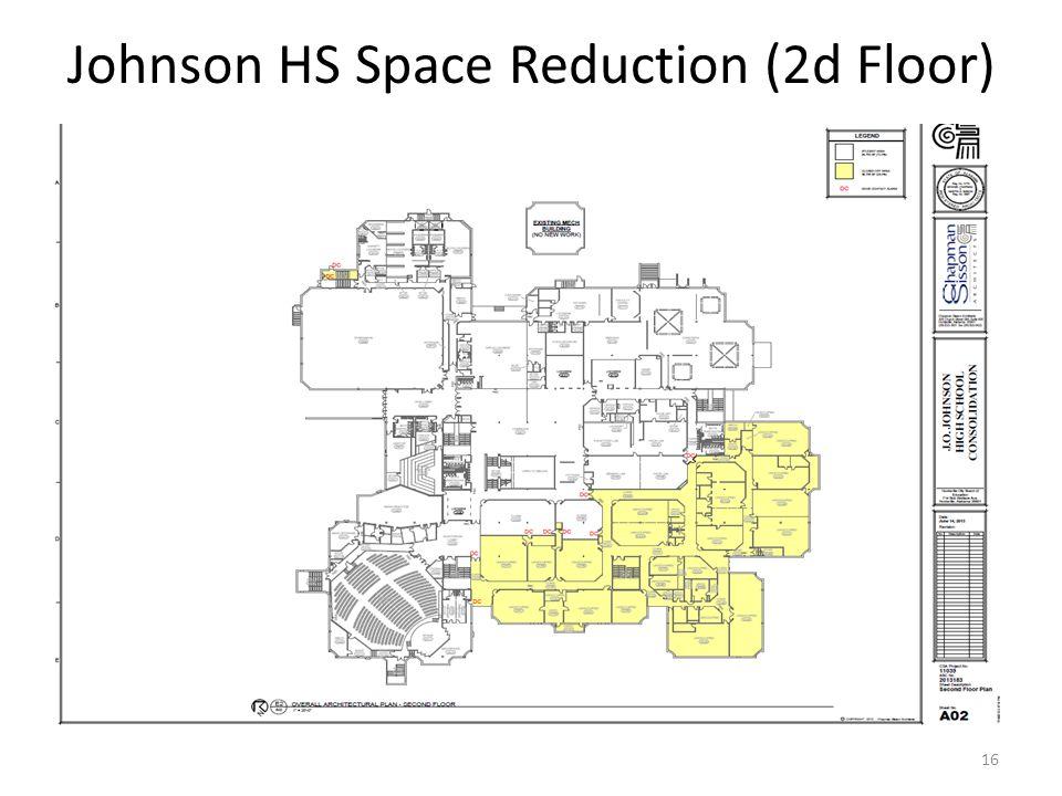 Johnson HS Space Reduction (2d Floor) 16