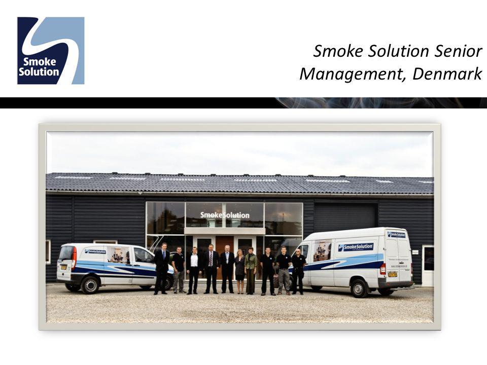 Smoke Solution Senior Management, Denmark