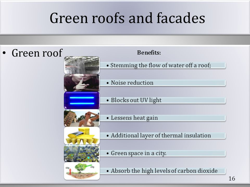 Green roofs and facades Green roof Technology VEDAFLOR ® green roof Plus 9.