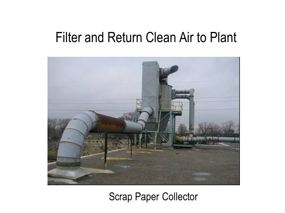 Scrap Paper Collector