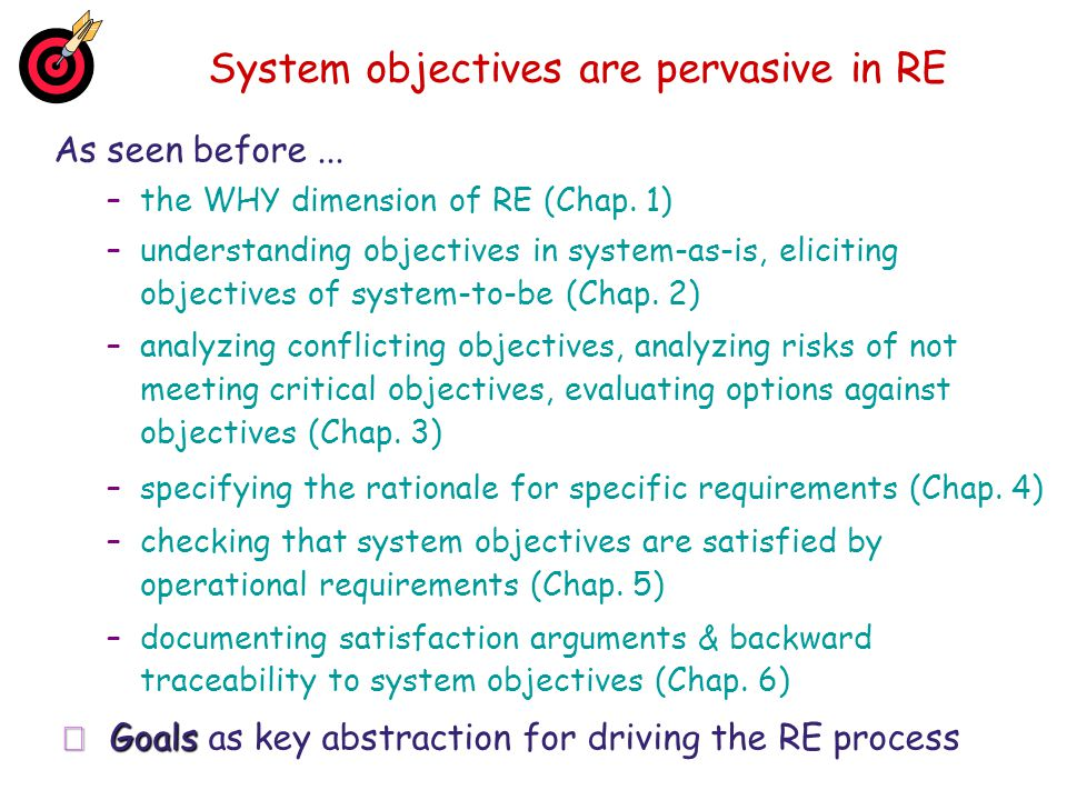 A goal-oriented approach to model-driven RE modeling generation of RE deliverables interviewsdocuments.html.rtf.pdf.mif existing systems analysis