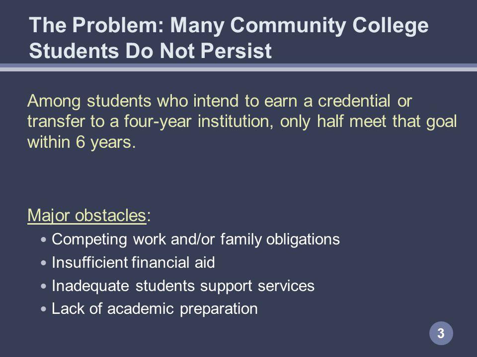 Why performance-based scholarships.