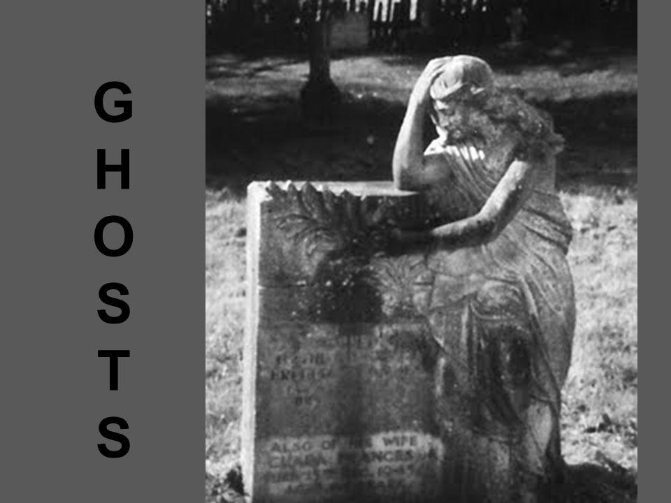GHOSTSGHOSTS