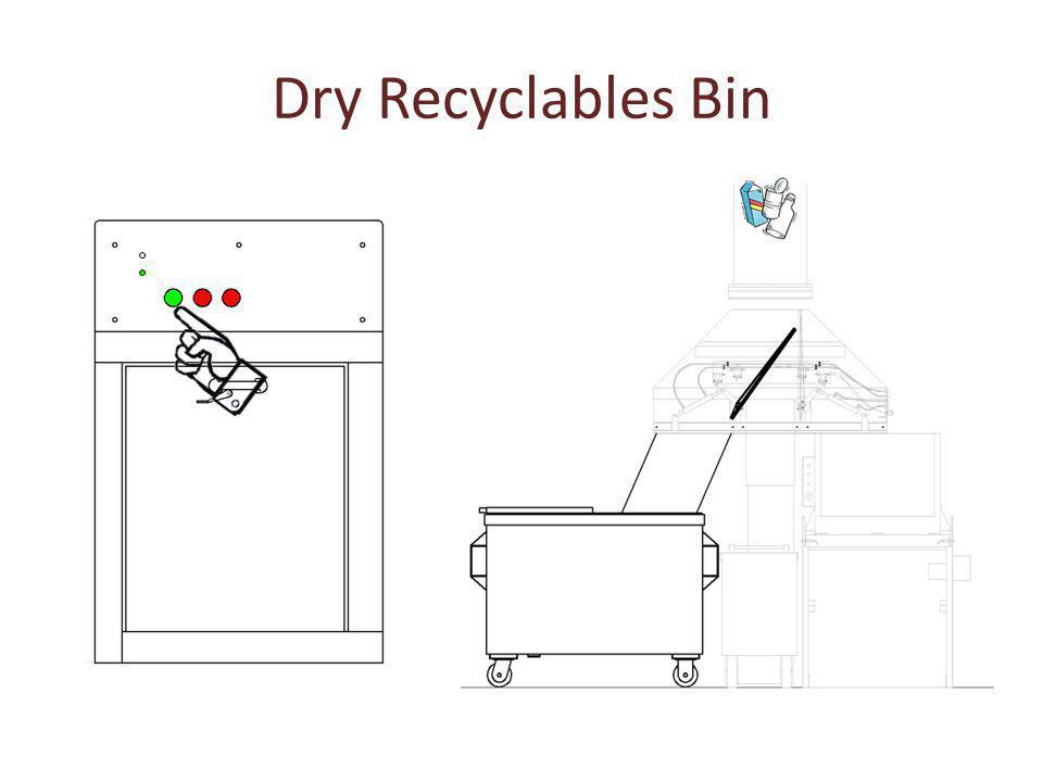 Dry Recyclables Bin