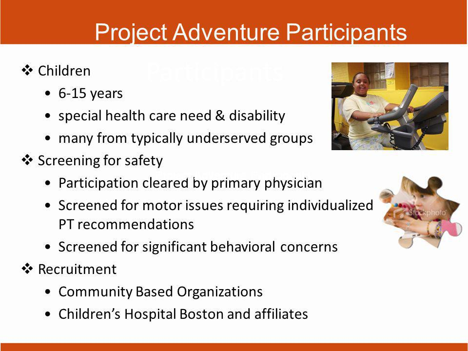 Project Adventure Coaches College and graduate students interested in careers in health sciences and related fields (pre-med, PT, OT, nursing, phys.