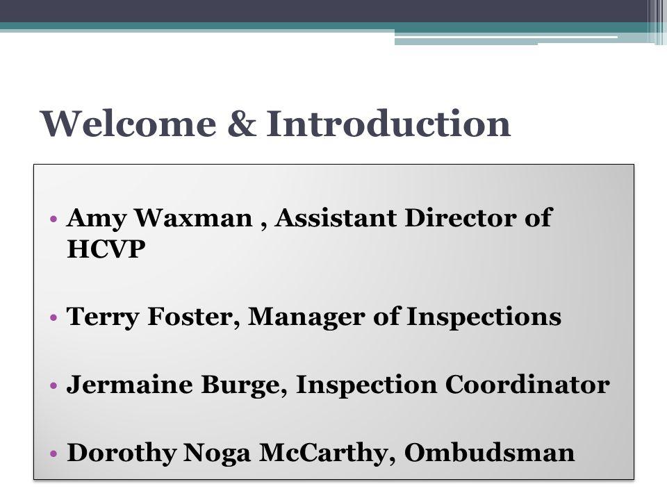 CMHA Inspection Checklist Where to find it http://www.cmha.net/hcvp/hqsinspectionchecklist Follow the link HQS Inspection Checklist This is a mandatory HUD form