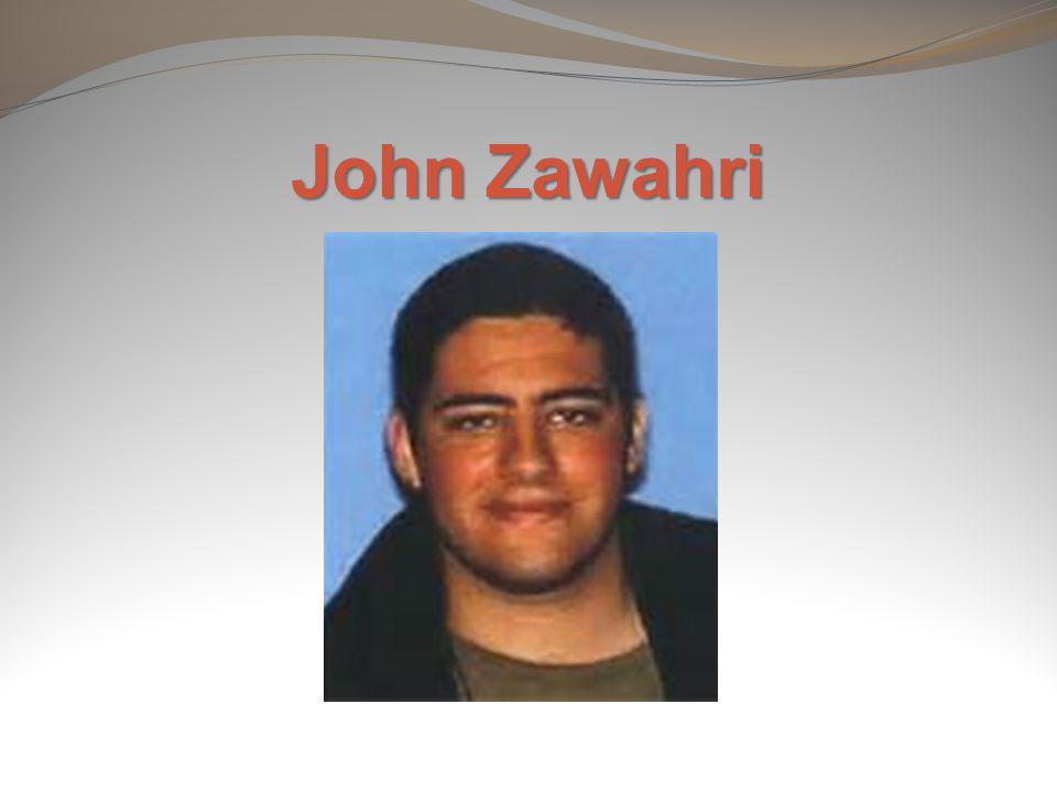 John Zawahri